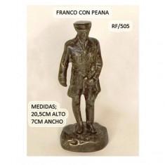 Franco con Peana