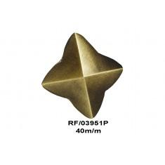 Clavo Estrella Patina